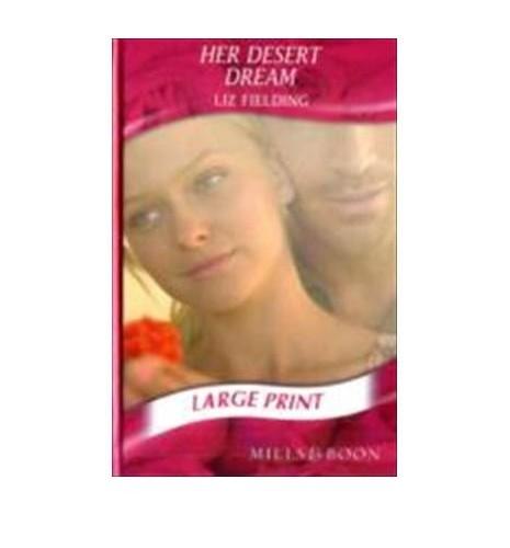 Her Desert Dream By Liz Fielding