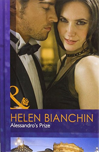 Alessandro's Prize By Helen Bianchin