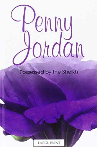 Possessed By The Sheikh By Penny Jordan