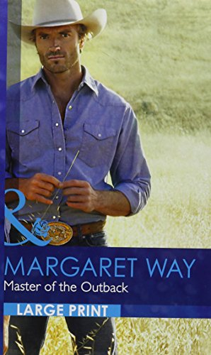Master Of The Outback By Margaret Way