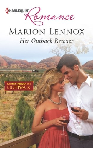 Her Outback Rescuer By Marion Lennox