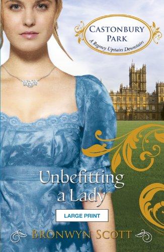 Unbefitting a Lady By Bronwyn Scott