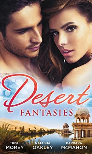 Desert Fantasies By Trish Morey Used Very Good