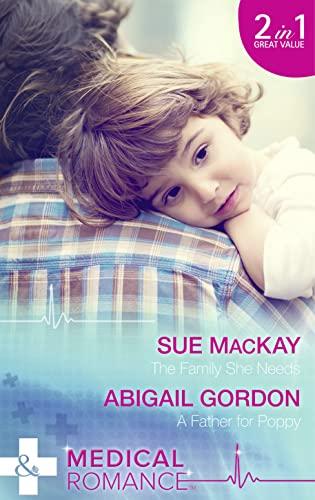 The Family She Needs By Sue MacKay
