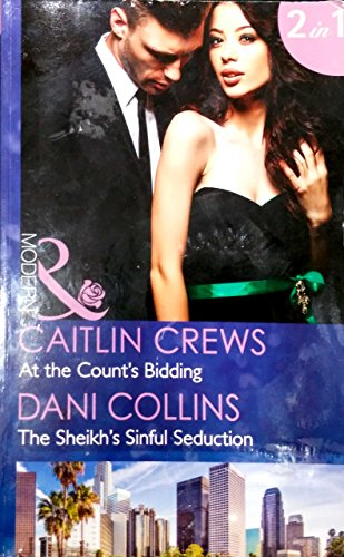 At the Count's Bidding By Caitlin Crews