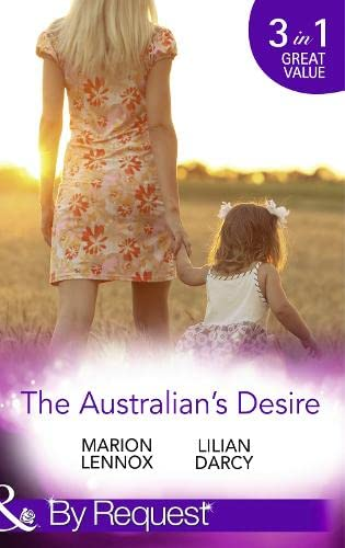The Australian's Desire By Marion Lennox