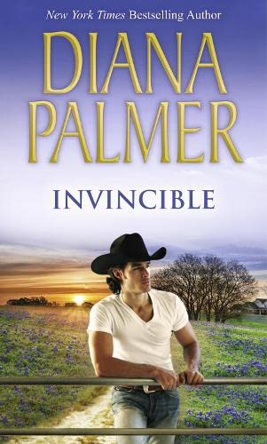 Invincible by Palmer, Diana Book The Cheap Fast Free Post