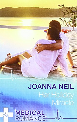 Her Holiday Miracle By Joanna Neil