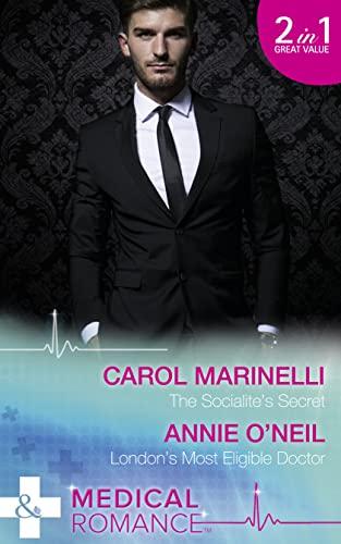 The Socialite's Secret By Carol Marinelli