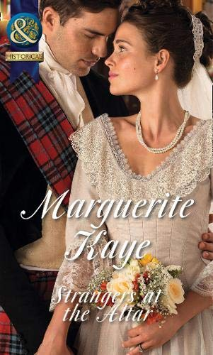 Strangers At The Altar By Marguerite Kaye