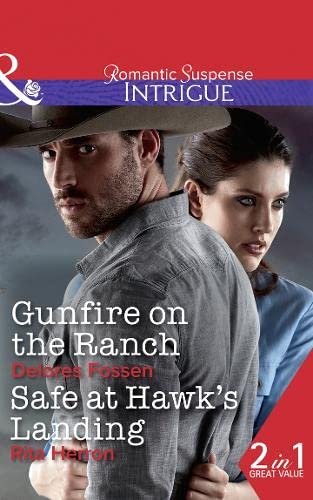 Gunfire On The Ranch By Delores Fossen