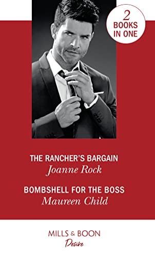The Rancher's Bargain By Joanne Rock