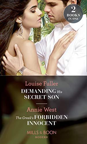 Demanding His Secret Son By Louise Fuller