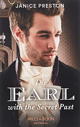 The Earl With The Secret Past By Janice Preston