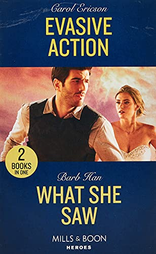 Evasive Action / What She Saw By Carol Ericson
