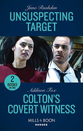 Unsuspecting Target / Colton's Covert Witness By Juno Rushdan