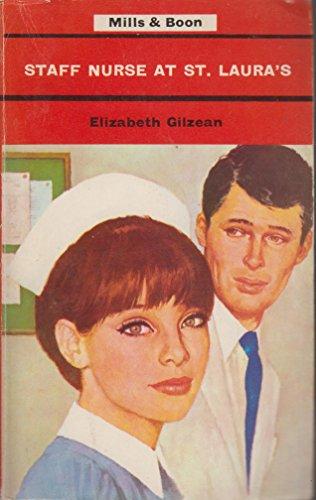 Staff Nurse at St.Laura's by Elizabeth Gilzean