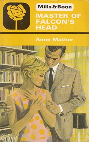 Master of Falcon's Head By Anne Mather