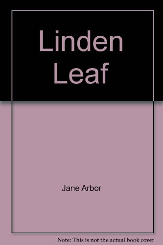 Linden Leaf By Jane Arbor