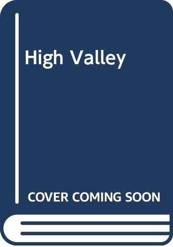 High Valley By Anne Mather