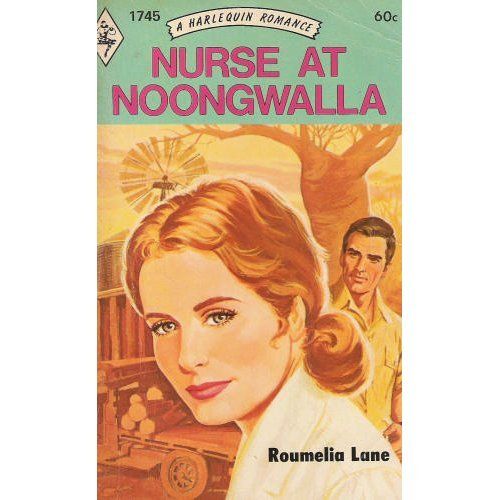 Nurse at Noongwalla By Roumelia Lane