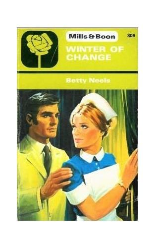 Winter of Change By Betty Neels