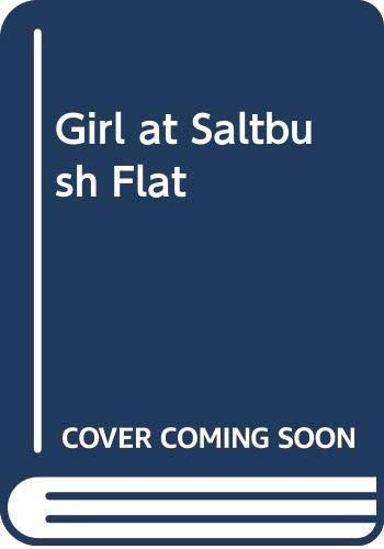 Girl at Saltbush Flat By Dorothy Cork