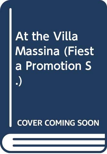 At the Villa Massina By Celine Conway