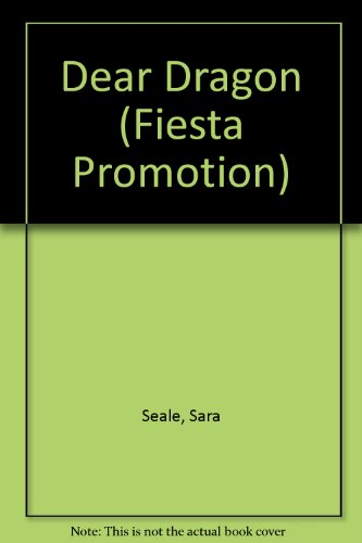 Dear Dragon (Fiesta Promotion S.) by Seale, Sara Paperback Book The Cheap Fast