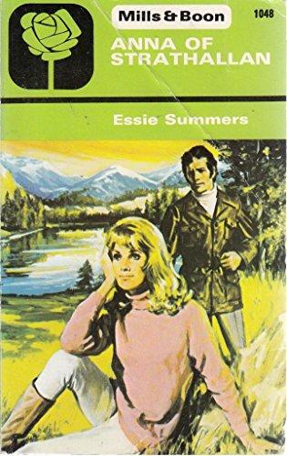 Anna of Strathallan By Essie Summers