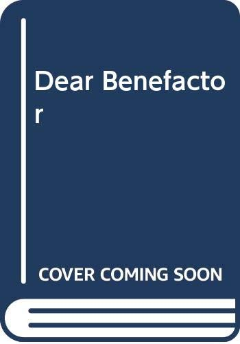 Dear Benefactor By Anne Hampson