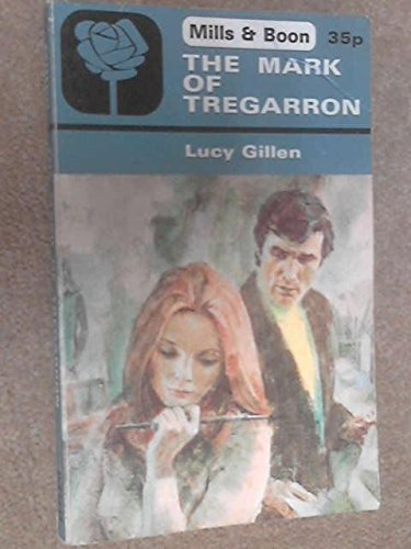 Mark of Tregarron By Lucy Gillen