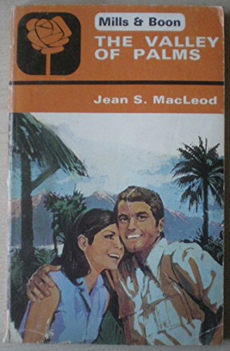 Valley of Palms By Jean S. MacLeod