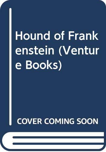 Hound of Frankenstein By Peter Tremayne