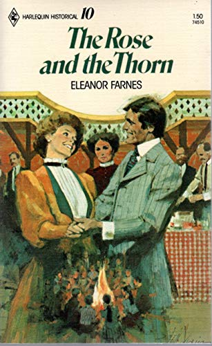 The Rose and the Thorn (Harlequin Historical) by Eleanor Farnes Book The Cheap
