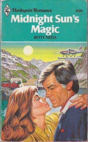 Midnight Sun S Magic By Betty Neels Used Well Read border=