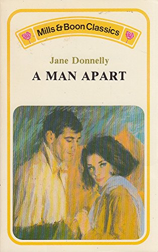 A Man Apart # C251 By Jane Donnelly