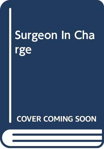 Surgeon In Charge By Betty Neels