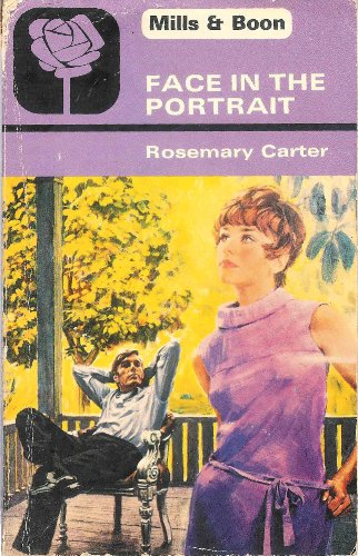 Face In The Portrait By Rosemary Carter