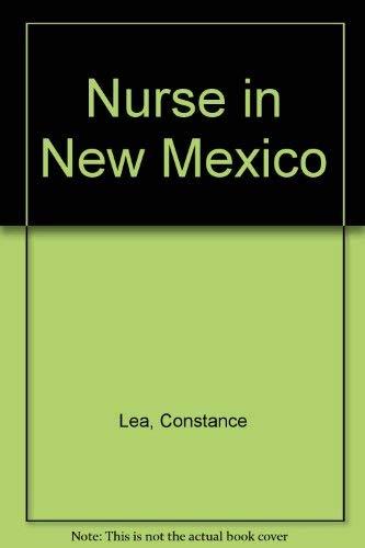 Nurse In New Mexico By Constance Lea