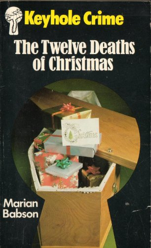 Twelve Deaths of Christmas By Marian Babson