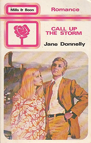 Call Up The Storm By Jane Donnelly