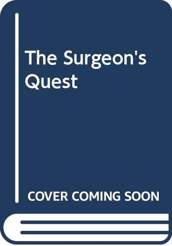 The Surgeon's Quest By Elizabeth Petty