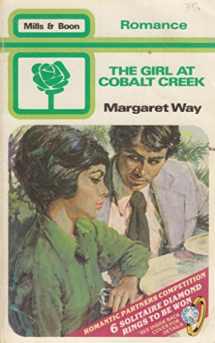 The Girl At Cobalt Creek By Margaret Way
