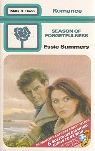 Season Of Forgetfulness By Essie Summers
