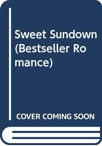 Sweet Sundown By Margaret Way
