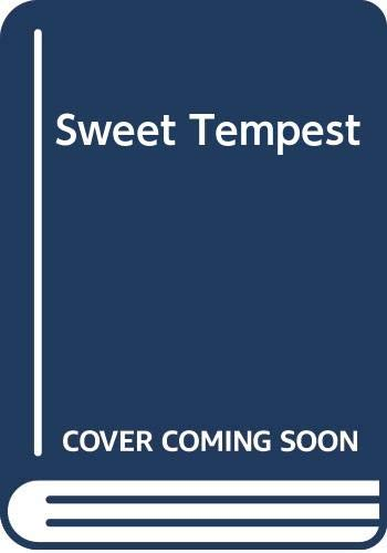 Sweet Tempest By Helen Bianchin