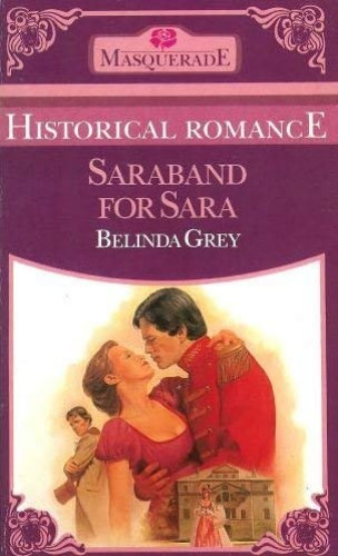 Saraband For Sara By Belinda Grey