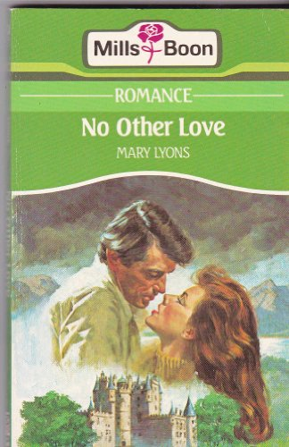 No Other Love By Mary Lyons