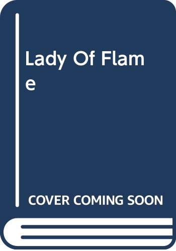 Lady Of Flame By Anne Edgeworth